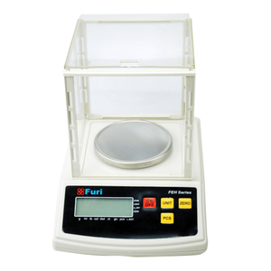 FEH Analytical Balance Laboratory Scale High Precision Balance Gold/diamond Scale