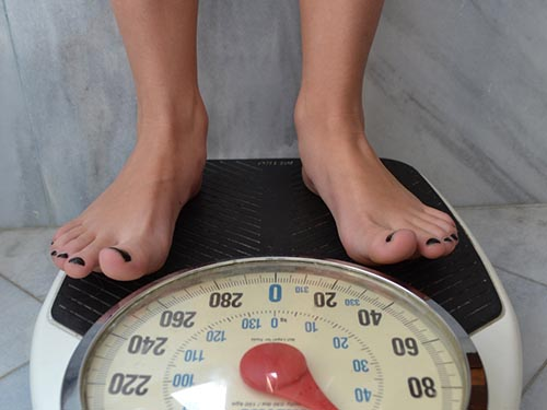 3-body weighing scale componante