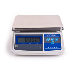 M-ACS-W Electronic Digital Food Weight Bench Scale
